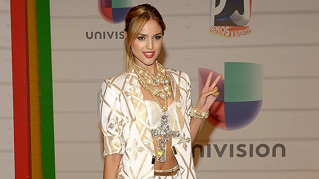 5 Things About Liam's New Gal Pal Eiza Gonzalez