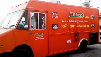 Dosas on Wheels: Here Comes Udipi Cafe's First Fleet of Food Trucks