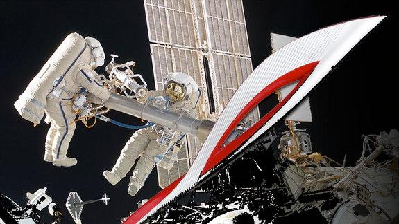 Cosmonauts to Spacewalk with Olympic Torch Today: How to Watch Live