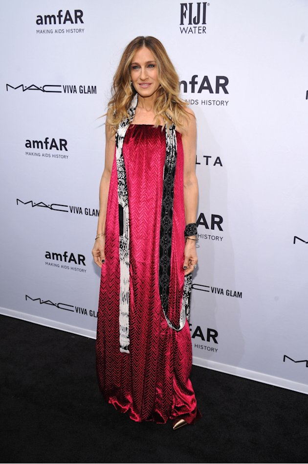 FIJI Water At amfAR New York …