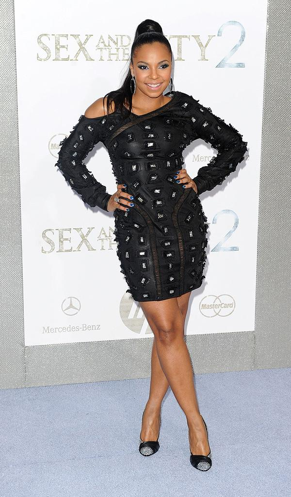 Sex and the City 2 NY Premiere 2010 Ashanti