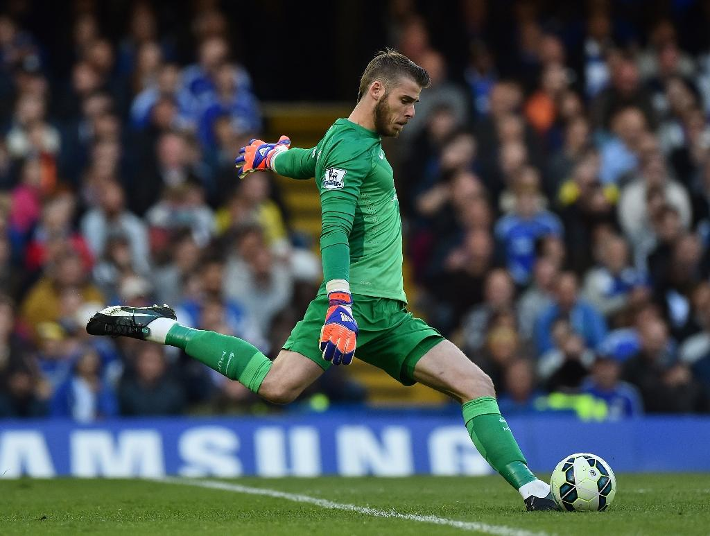 Man United tardiness scuppers Madrid move for De Gea