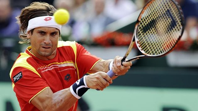 Spain&#39;s David Ferrer (AFP)