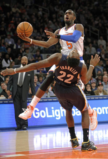Randolph, Grizzlies beat Knicks 95-87, end skid