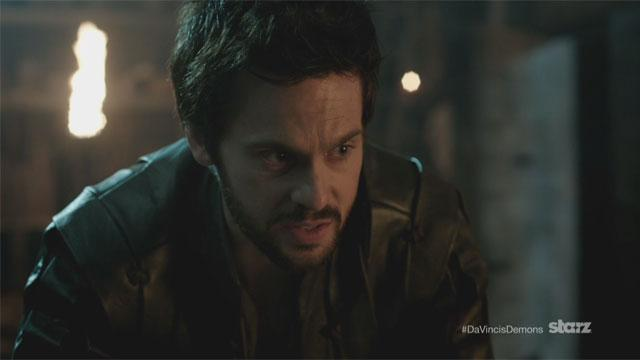 Da Vinci's Demons Season 2 Trailer