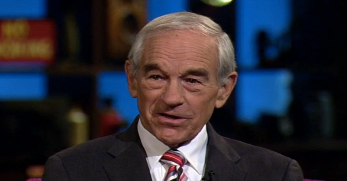 """Dr. Ron Paul: """"Crisis Bigger Than 2008 Is Coming"""""""
