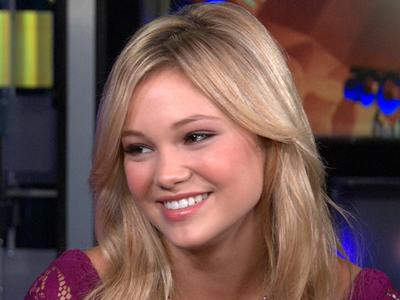 Olivia Holt Takes On 'Monsters'