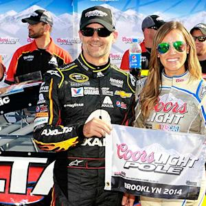 Out Front with Miss Coors Light: Pure Michigan 400