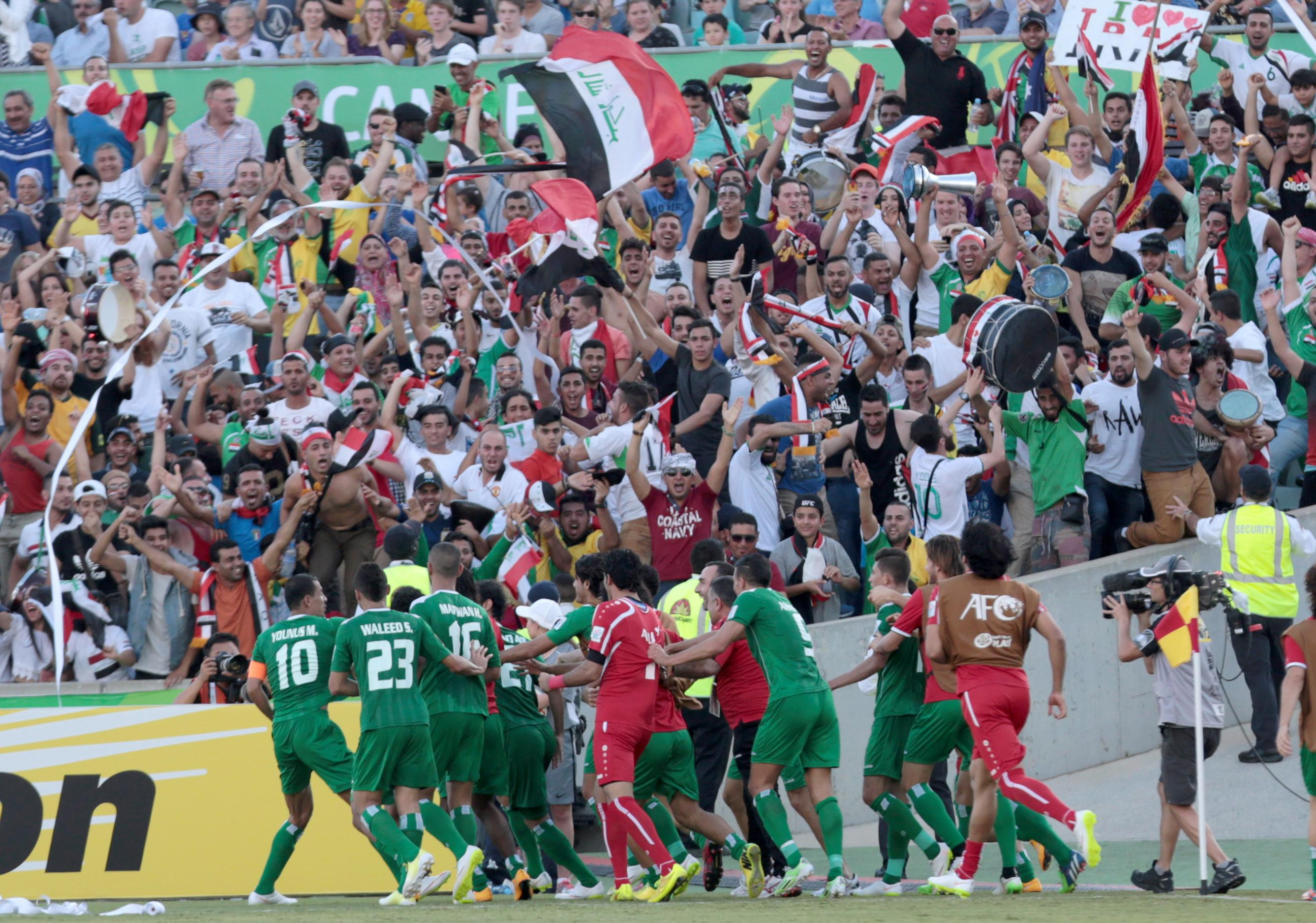 AFC rejects Iran's protest over Asian Cup quarterfinal