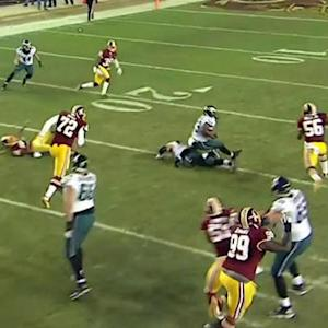 TNF Storylines: Eagles convert long third downs
