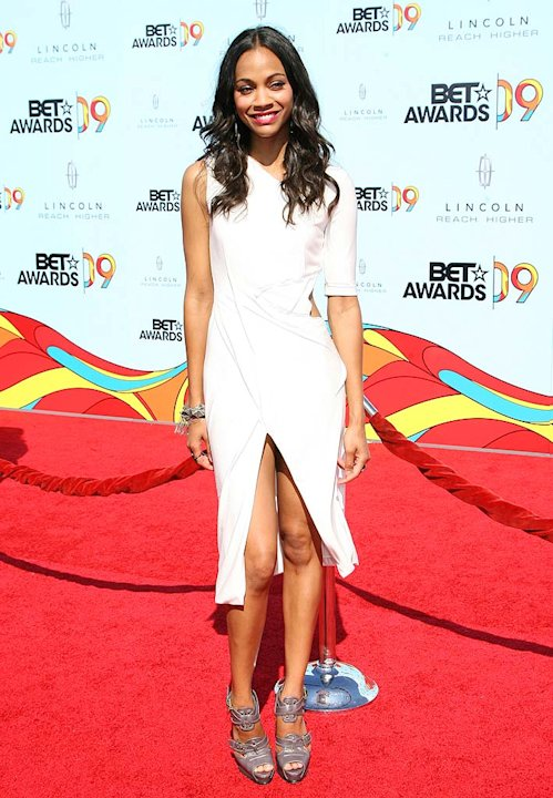 Saldana Zoe BET Awards