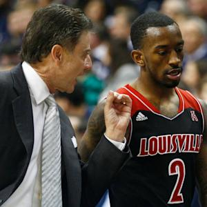 Pitino's Relationship With Russ Smith