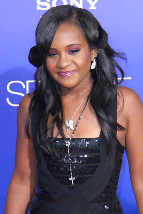 Bobbi Kristina Brown: White Tent Put Up At Her Hospice Sparks Concern