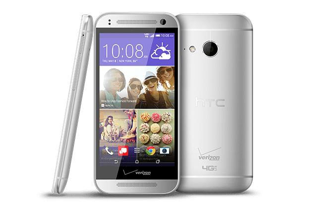 Verizon remixes the HTC One mini 2's name, launches it for $50