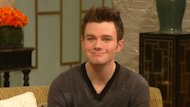 Chris Colfer Talks Glee Future & Indie Film Struck By Lightning  -- Access Hollywood
