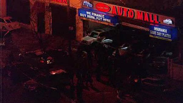 Off-duty NYPD officer shot in the Bronx