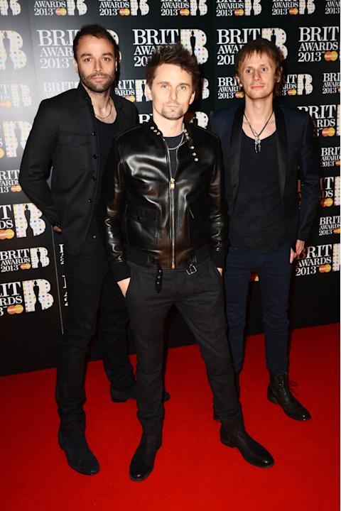 Brit Awards 2013 - Inside Arrivals