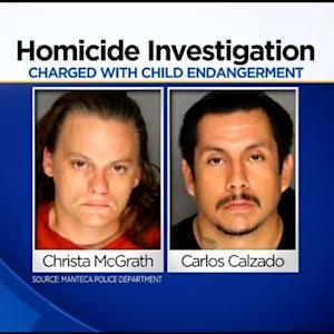 2 Arrested In Investigation Into Manteca Boy's Death