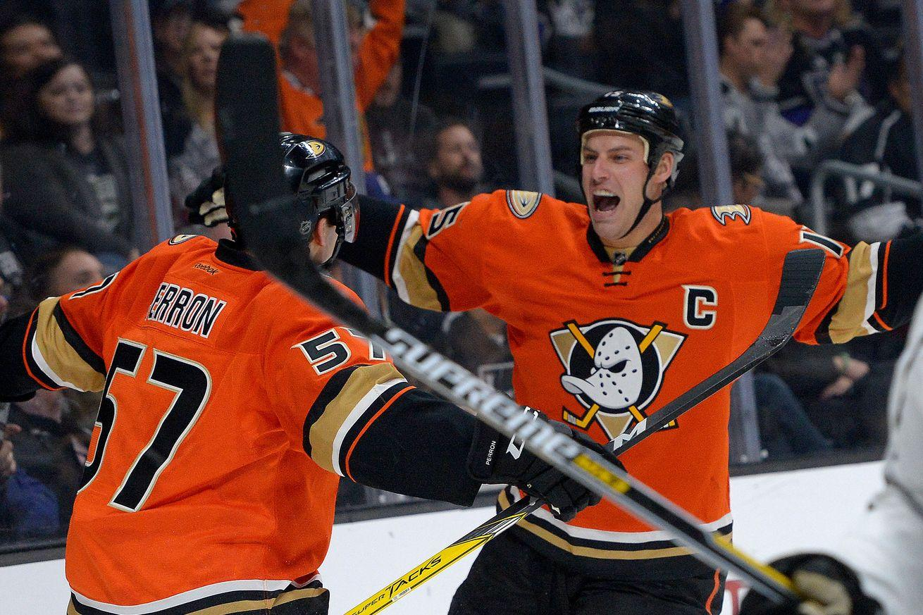 NHL Morning Skate: These are the Ducks you were looking for