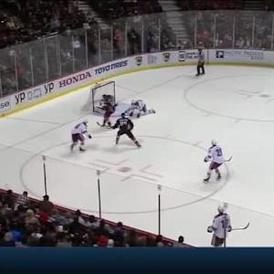Mike Smith Save on Jakob Silfverberg (14:17/2nd)