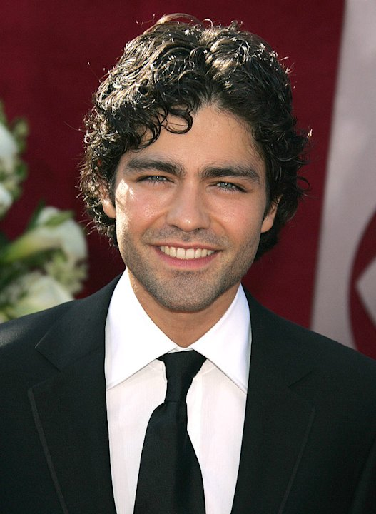 Adrian Grenier at The 57th Annual Emmy Awards. 