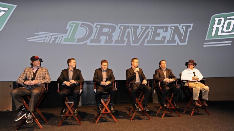 NASCAR Sprint Cup Series: Sprint Media Tour