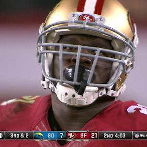 Week 16: San Francisco 49ers running back Frank Gore highlights
