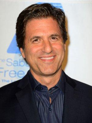 Steve Levitan Accepts NATPE Award Honoring Brandon Tartikoff
