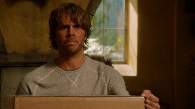 NCIS: Los Angeles - What Did She Do?