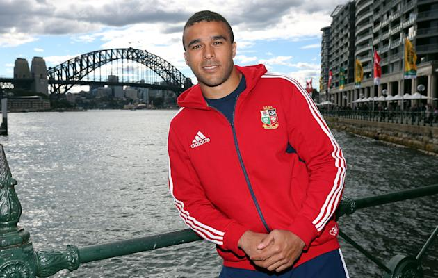 Rugby Union - 2013 British and Irish Lions Tour - British and Irish Lions Photocall - Sydney Harbour