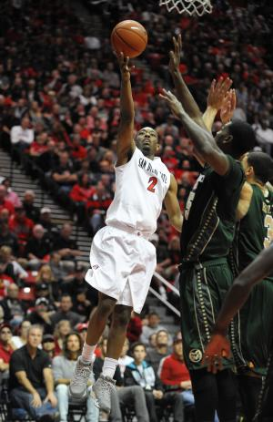 Fisher gets 300th W at SDSU, No. 5 Aztecs top CSU