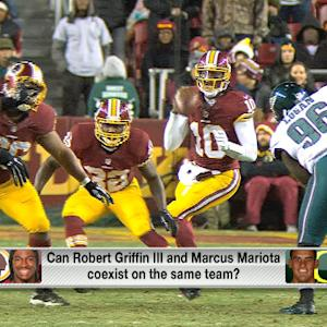 Can Washington Redskins quarterback RGIII and Marcus Mariota coexist on the same team?