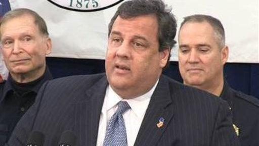 Chris Christie to Doctor's Critique: 'Shut up'