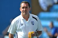 Martin Allen is delighted with Gillingham&#39;s progress