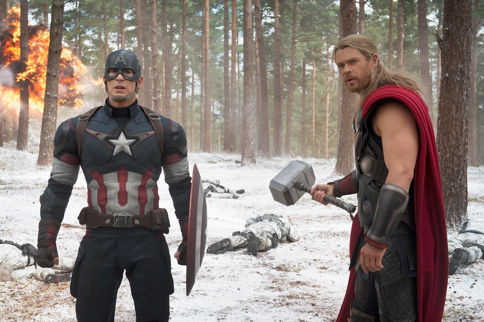 """Joss Whedon: 'Avengers' Sequel Was a """"Nightmare"""" Due to Expanded Superhero Cast"""