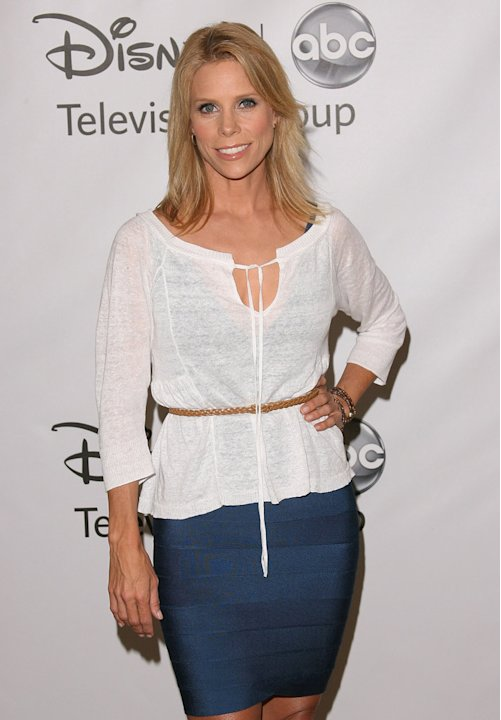 Cheryl Hines arrives at the Disney ABC Televison Group's 'TCA 2001 Summer Press Tour' at the Beverly Hilton Hotel on August 7, 2011 in Beverly Hills, California.