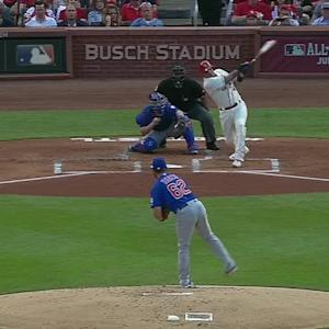 Roach induces bases-loaded DP