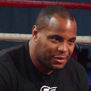 UFC 178: Daniel Cormier Light Heavyweight Title Shot
