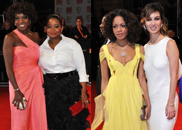 viola-davis-octavia-spencer-baftas-2012