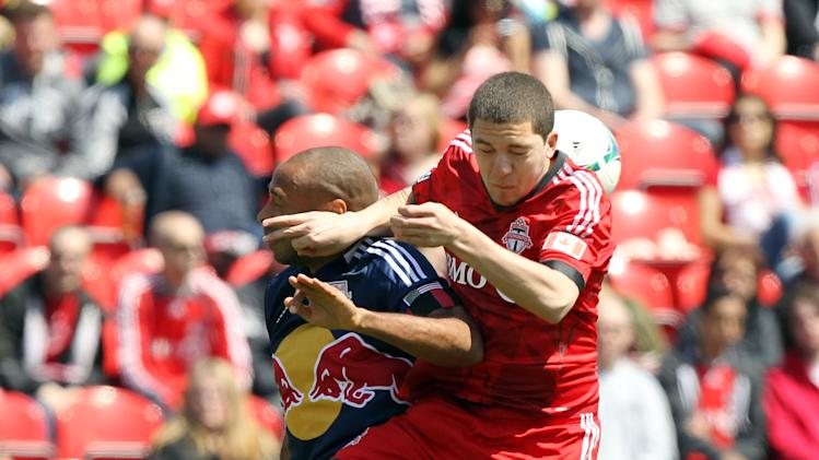 MLS: New York Red Bulls at Toronto FC