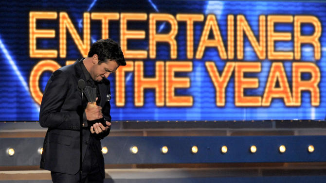 No one more surprised than Luke Bryan by ACMs win