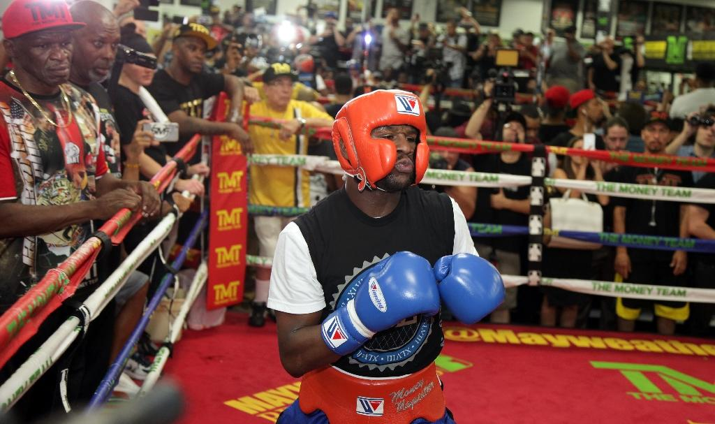 Mayweather insists Berto will be his last foe
