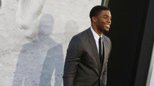 '42's' Chadwick Boseman to Play James Brown in Biopic