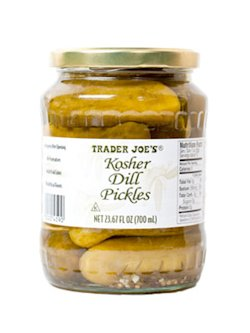 Trader Joe's Kosher Dill Pickles