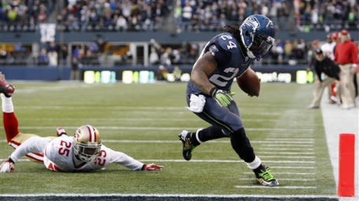 Akers sets FG record, 49ers beat Seahawks 19-17