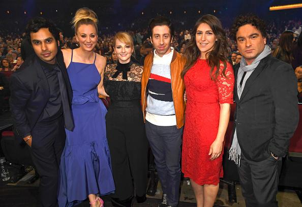 """""""The Big Bang Theory"""" cast couldn't look more adorable after celebrating some exciting news last night"""