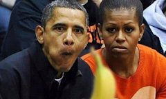 Irina Rodnina's Racist Tweet About President Obama Still Causing Headaches In Sochi image obama banana photo