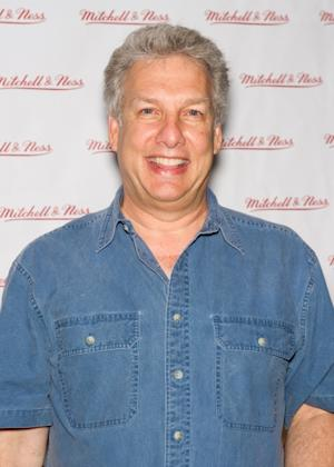 Marc Summers attends Mitchell & Ness X DJ Questlove: A Celebration of Two Philadelphia Classics at the Mitchell & Ness Flagship Store in Philadelphia on October 13, 2011 -- Getty Premium