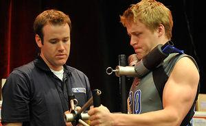 Draft combine showcases top NHL prospects
