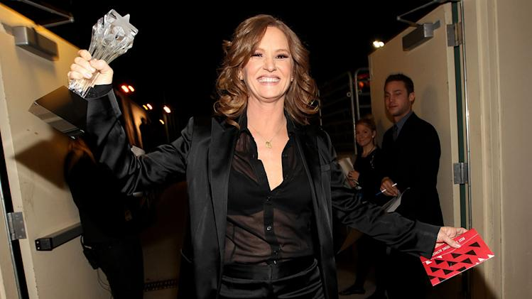 2011 Critics Choice Awards Melissa Leo